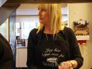 Ann Nordgren Teamleader